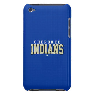 Cherokee High School; Indians iPod Touch Cover
