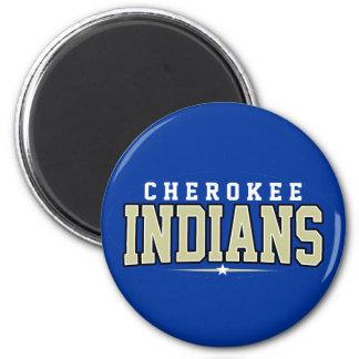 Cherokee High School; Indians Magnet