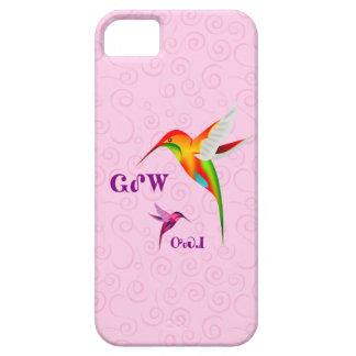 Cherokee Hummingbird iPhone 5 Cases