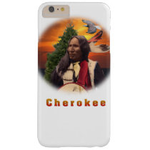 Cherokee Indian art Barely There iPhone 6 Plus Case