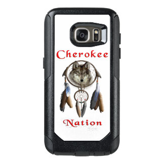 Cherokee Indian OtterBox Samsung Galaxy S7 Case