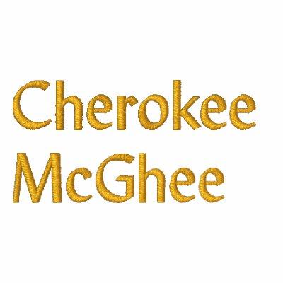Cherokee McGhee polo