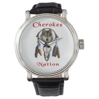 Cherokee Nation  clothing Wristwatch