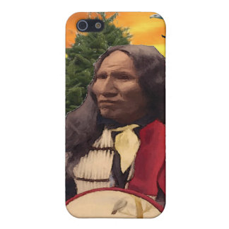 Cherokee Nation Cover For iPhone SE/5/5s