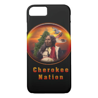 Cherokee Nation iPhone 7 Case