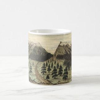 Cherokee Pass Rocky Mountains by Daniel A. Jenks Coffee Mug