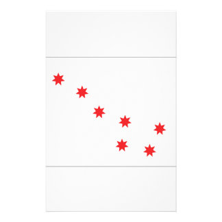 Cherokee Peace Flag Stationery