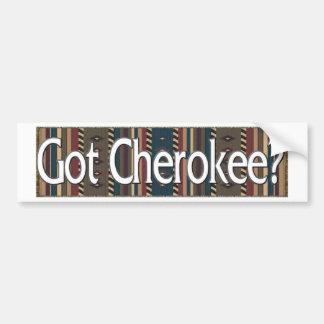 Cherokee Pegatina Para Auto