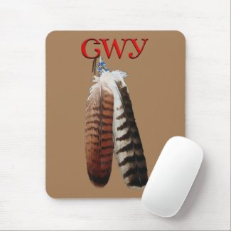 Cherokee Pride Mouse Pad