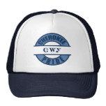 Cherokee Pride - Navy Mesh Hats
