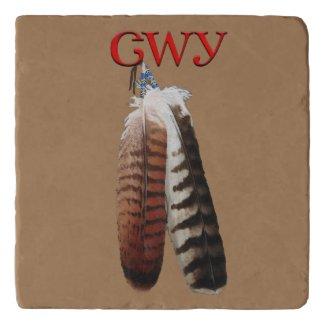 Cherokee Pride Trivet
