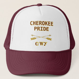 Cherokee Pride With Arrows Hat