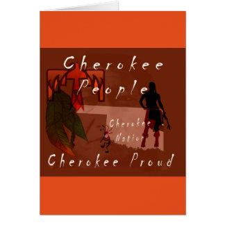 cherokee proud card
