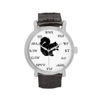 Cherokee Squirrel Watch