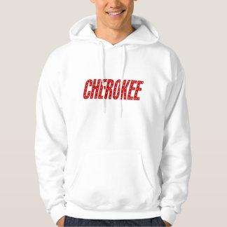 Cherokee Star Hooded Sweatshirt