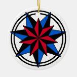 Cherokee Star Ornament
