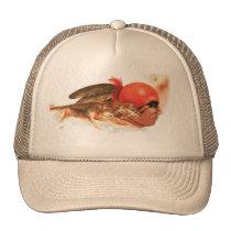 Cherokee Wolf Clan Trucker Hat