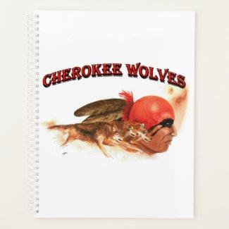 Cherokee Wolves Planner