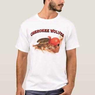 Cherokee Wolves T-Shirt