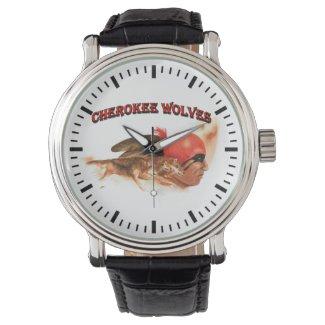 Cherokee Wolves Watch