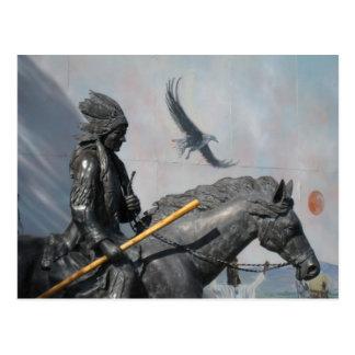 Cherokee y Eagle Postales