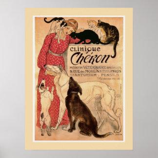 Cheron Clinique Poster