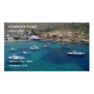 Cheronisos – Sifnos Business Card Templates