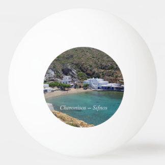 Cheronisos – Sifnos Ping-Pong Ball