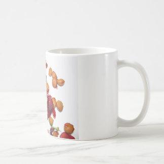 Cherries and Pits Mug