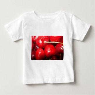 Cherries Art Photo Baby T-Shirt