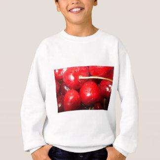 Cherries Art Photo Sweatshirt