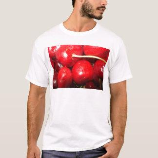 Cherries Art Photo T-Shirt