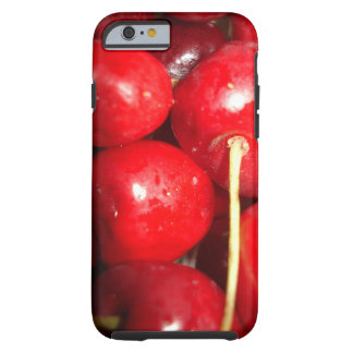 Cherries Art Photo Tough iPhone 6 Case