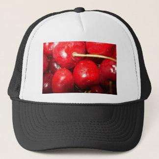 Cherries Art Photo Trucker Hat