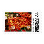Cherries at Pike Place Market Postage Stamps