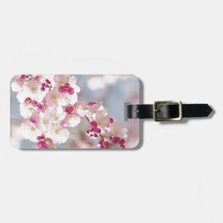 Cherries blossom/sakura/körsbärsblom tag for bags