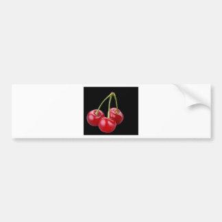 Cherries Bumper Stickers
