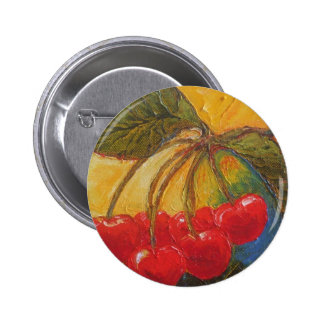 Cherries Button