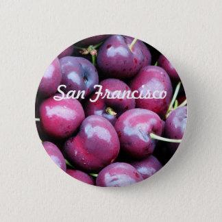 Cherries Button