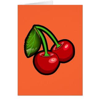 Cherries by PinkGirlz Card
