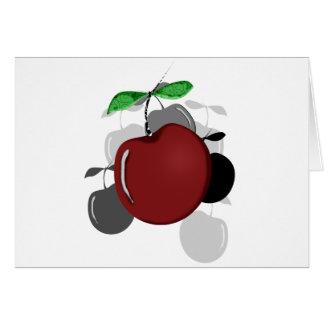 Cherries Cards