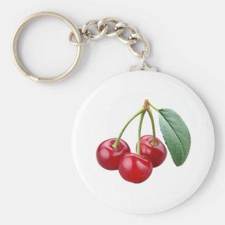 Cherries Cherry Keychain