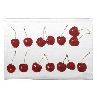 Cherries Cloth Placemat