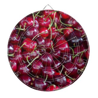 cherries dart board