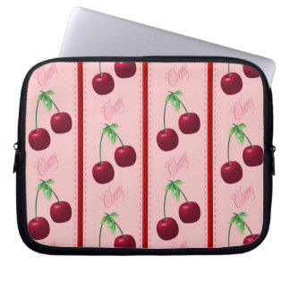 Cherries Electronics Bag