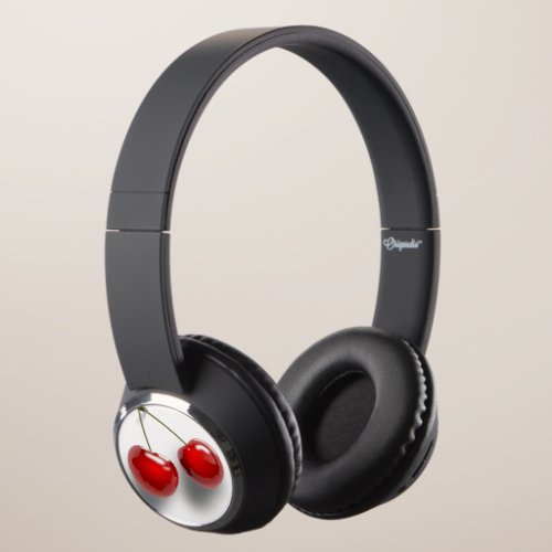 Cherries Headphones