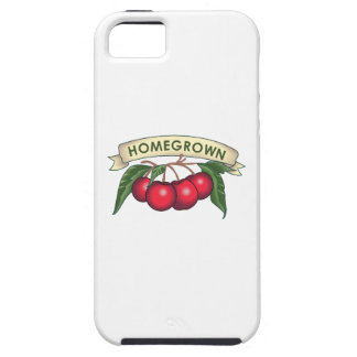 CHERRIES HOMEGROWN iPhone 5 CASES