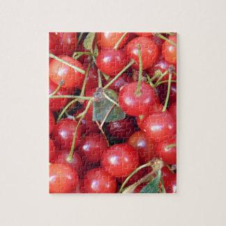 Cherries Jigsaw Puzzle