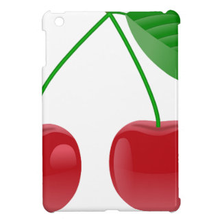 cherries look good on everything! iPad mini covers