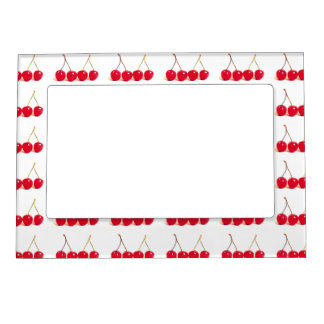 Cherries Magnetic Picture Frame